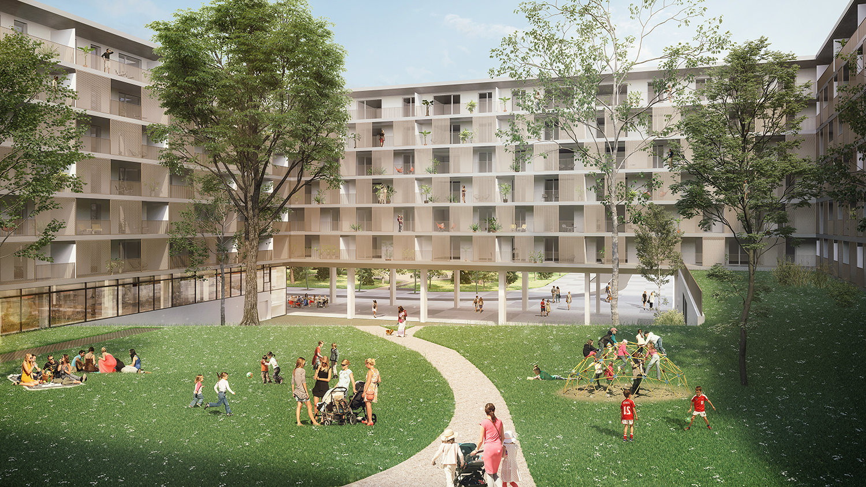 Smart City Mitte - Center Living