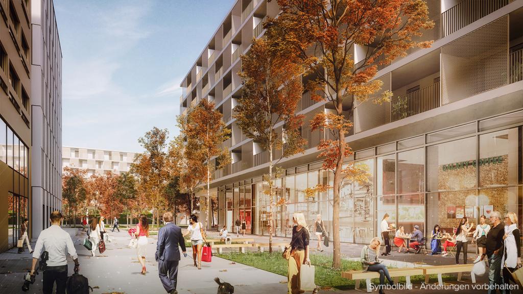 Smart City Mitte - Flaniermeile